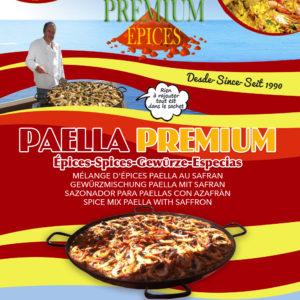 Épices Paella Particuliers