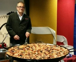 Patrice Deumie, traiteur paella