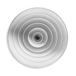 Couvercle en aluminium pour poêle à paella
